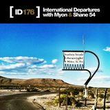 International Departures 176