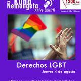 Programa 20. Derechos LGTB