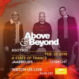Above & Beyond - ASOT 900 Utrecht 2019 (Free) → https://www.facebook.com/lovetrancemusicforeve