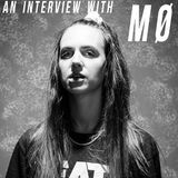 Interview with MØ for WRGW District Radio - September 22, 2014