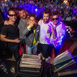 Dandy - Garay - Moonline @ Track Terrace 2015.06.28. The Debut Summer Classics part2