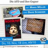 Mario Möller und David Schneider: Die Volkspartei des gesunden Menschenverstandes (10. Nov 2016)