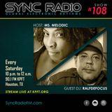 Sync Radio EP 109