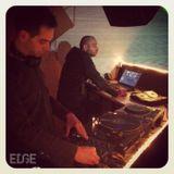 'Hotel Mentál' - Naga Warm Up @ The Edge 10-02-2012