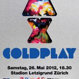 Coldplay - Live at Letzigrund Stadion, Zürich, Switzerland (26-05-2012)