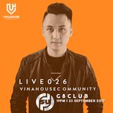 Vinahouse Community Live 026 - Dj Producer Su - G8 Club Vung Tau