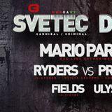 Svetec @ In:Stereo - Swing Club, Porto (05.10.2013)