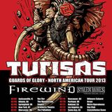Interview with Jussi Wickström of Turisas