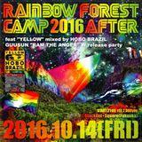 """RainbowForestCamp2016After""_Oct 14, 2016"