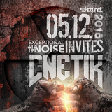 Abra b2b Ausland666 b2b Luktis b2b The Dark Composition @ Exceptional Noise invites C-Netik
