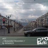 #37. frunk29 - remember november
