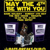 Live @ AC Presents: May The 4th Be With You, Red Cross, Reigate - 04/05/14