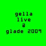 Gella - live @ Glade Festival 2009