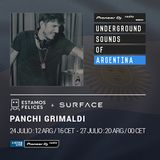 Surface Bookings & Estamos Felices - Panchi Grimaldi (Underground Sounds of Argentina)