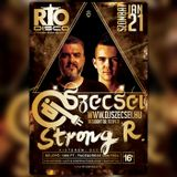 2017.01.21. - Szecsei & Strong R. - RIO Disco, Ózd - Saturday