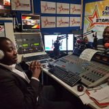 K Amigosten Amoah on The Footprints Show-Hosted by Oscar Bimpong-Starr Radio UK