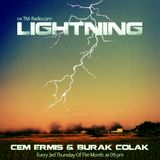 cem ermis & burak colak - LIGHTNING 010 on TM-Radio at May 2012