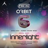 Finiark Orbit 6 special guest INNERLIGHT