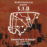 """29. Geométrika [26.03.08] Especial Colección """"Somewhere in Detroit"""""""