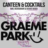 This Is Graeme Park: Secret Disco Beneath The Blossom @ Canteen & Cocktails Newcastle 12MAR16