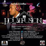 Kye Refix meets Limit'less: houseFUSION