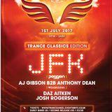 Josh Rogerson  CLASSICS SET @ Trance Angel (Zephyr Lounge, Leamington Spa) 01/07/2017