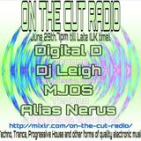 MJOS Live Techno mix for On The Cut Radio aired 29-06-19 Melodic Techno