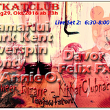 Live-Set 2@Halloween-Bizarre im KitKat-Club am 29.10.2016