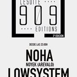 Lowsystem@Lesuite909editions(27-12-2014)