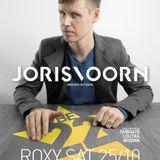 Subgate @ BE AT 22 with Joris Voorn - 25.10.2014 - Roxy Prague