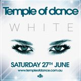 OUTSOURCE - Temple of Dance White Track Party Selection (27 June 2015 - Metro Sydney)