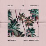 Micbeatz - djset in Huligan 04.03.2017 (host by Kipah)