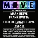 Luke Sun @ MOVE, Tanzhaus West Frankfurt [26-10-2013]