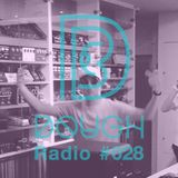 DOUGH Radio #28 Jim & QQ Chillin' with RGRY