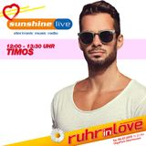 Timo$ @ Ruhr In Love / Sunshine Live Stage