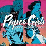 Mixtape Challenge #7 - A Paper Girls Adventure - The Night My Babysitter Became Killer Wizard