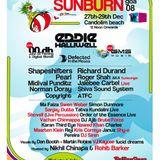 Reji @ Sunburn 2008 (December 27th - Goa)
