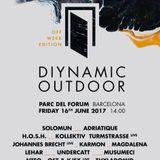 Adriatique - Live @ Diynamic Ourtdoor, Parc Del Forum Off Week (Barcelona, ES) - 16.06.2017