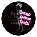 Monthly Mix Aug. 2017 (Summer Anthem Special) by kibidance