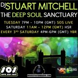 Stuart Mitchell presents The Deep Soul Sanctuary show on SOS LIVE with guest DJ Tony Perry - 26/02/1