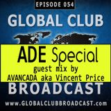 Global Club Broadcast Episode 054 (Oct. 25, 2017)