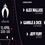 OuToPlay set @ The Cuckoo Club by jeFF Fury