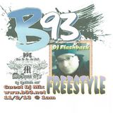B93 Odessa,Tx Radio Guest mix (Freestyle)