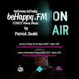 #35 beHappy.FM - FINEST House Music by Patrick Dudek