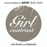 Sunki live @ Girl Contrast Radio Show - Prime FM 29.04.2013