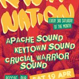 Keytown Sound @ Rasta Nation #46 (Apr 2014) part 1/7