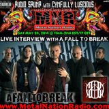 A Fall To Break Interview
