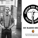 PIBES DE RADIO #9 PUNK & SKIN PODCAST BUENOS AIRES ANTIFA