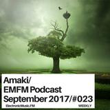 EMFM Podcast #023 September 2017