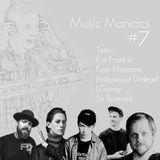 Music Maniacs #7 - Färöer, Heimwerken und ein Touch WM
